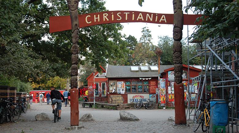 христиания в копенгагене фото
